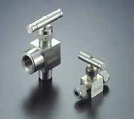 VB16 Series Integral Bonnet Needle Valves