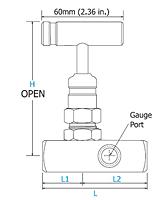 V96 Series Rising Stem Plug Valves