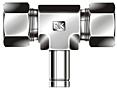 BBTA Series Metric Positionable Branch Tee Fittings