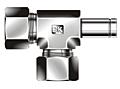 BRTA Series Metric Positionable Run Tee Fittings