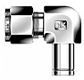 DLA Elbow Adapter Tube Fittings Metric