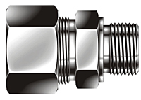 BOM Series Male Connector Fittings